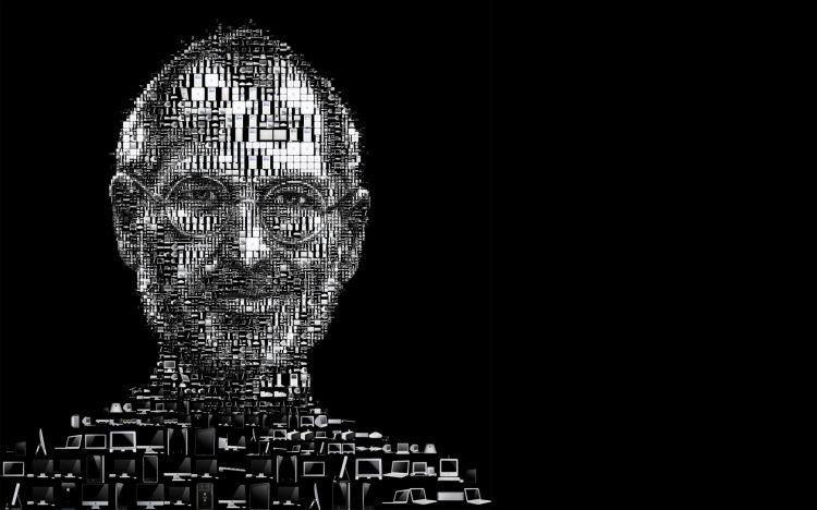 Fonds d'écran Célébrités Homme Steve Jobs Wallpaper N°339286