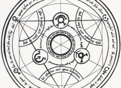 Manga Cercle de transmutation Humaine