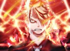 Manga Sanji, Hell memories
