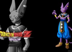 Manga Fond d'écran Dragon ball z Bills