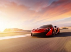 Cars Mac laren P1