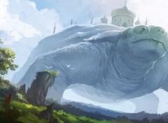 Fantasy et Science Fiction Land of Giants