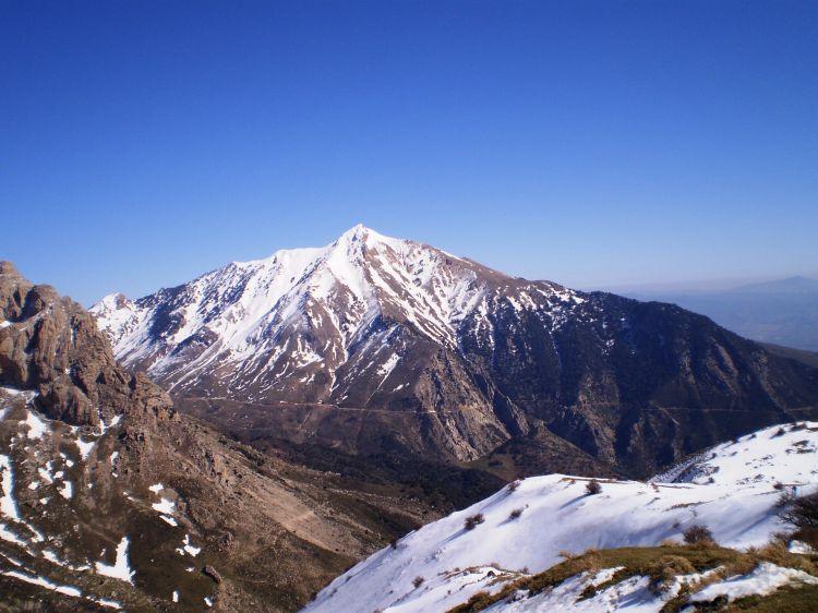 Wallpapers Trips : Africa Algeria montagnes du Djurdjura en grande Kabylie  Afrique du Nord