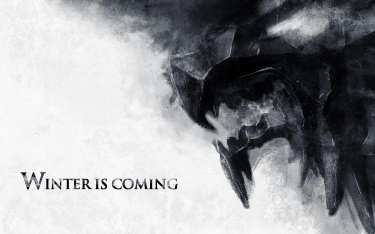 Fonds d'écran Séries TV Le Trône de Fer : Game Of Thrones L'hiver vient