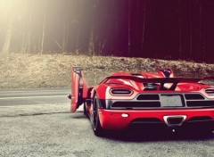 Cars Agera R