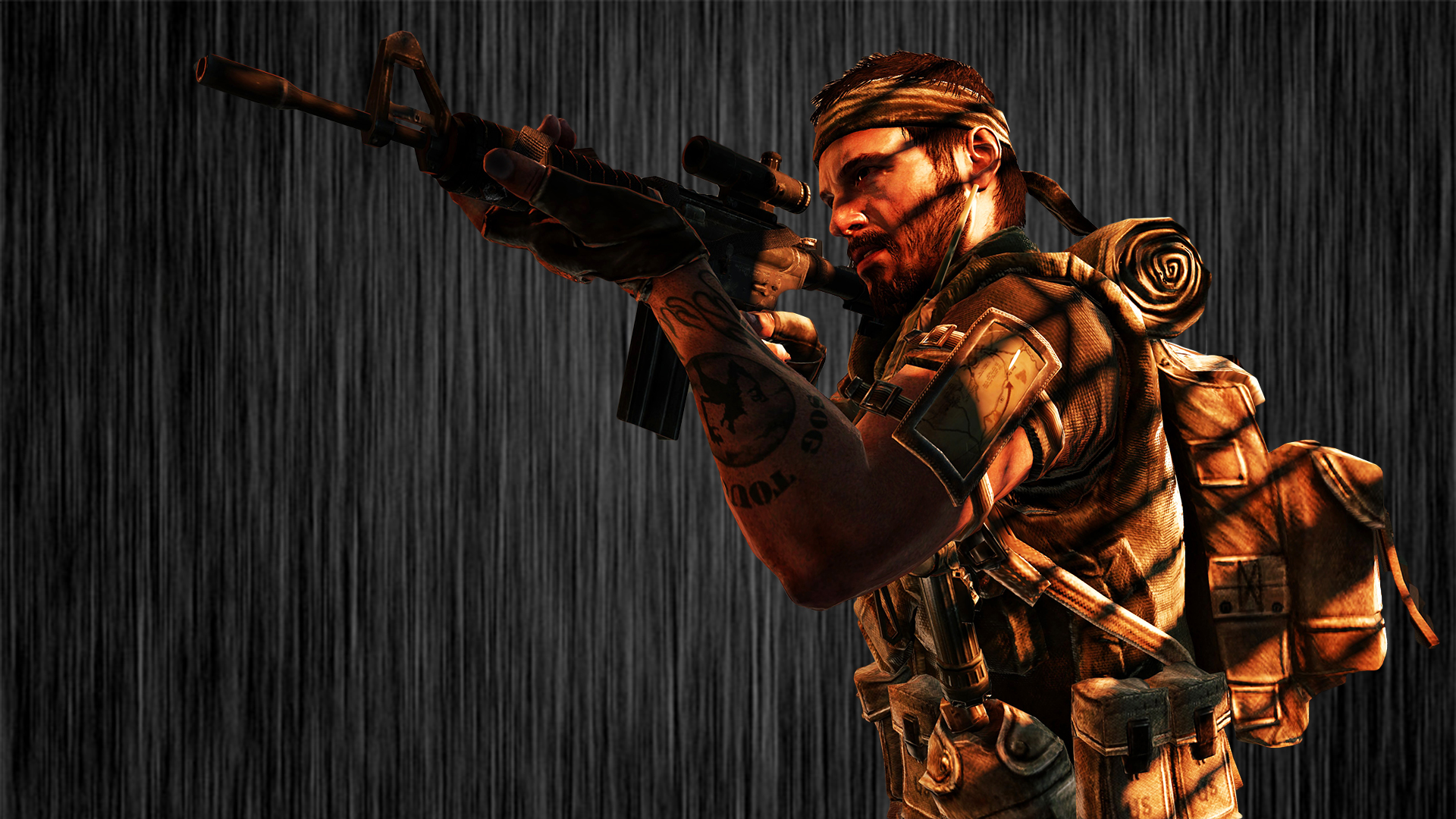 Fonds d'écran Jeux Vidéo Call of Duty Modern Warfare 3 MW3 soldat Wallpapers