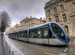 Transports divers Tramway in Bordeaux