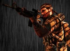 Jeux Vidéo MW3 soldat Wallpapers