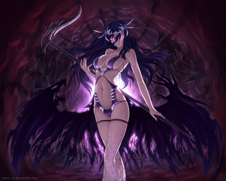 Fonds d'écran Manga Sexy Wallpaper N°342740