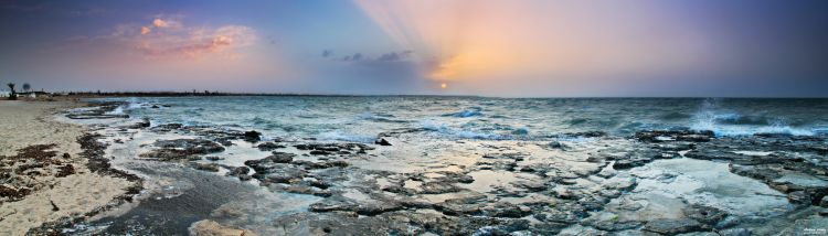 Wallpapers Trips : Africa Tunisia Une plage sauvage