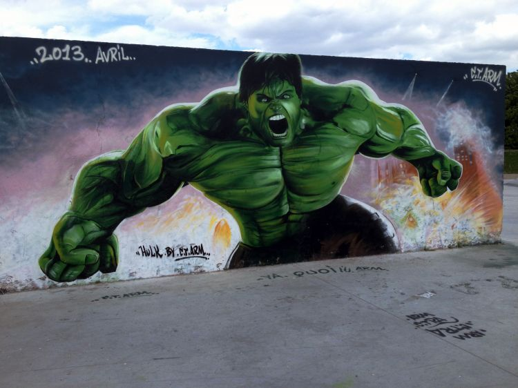 Fonds d 39 cran comics et bds fonds d 39 cran hulk hulk - Telecharger hulk ...