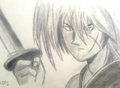 Art - Crayon kenshin