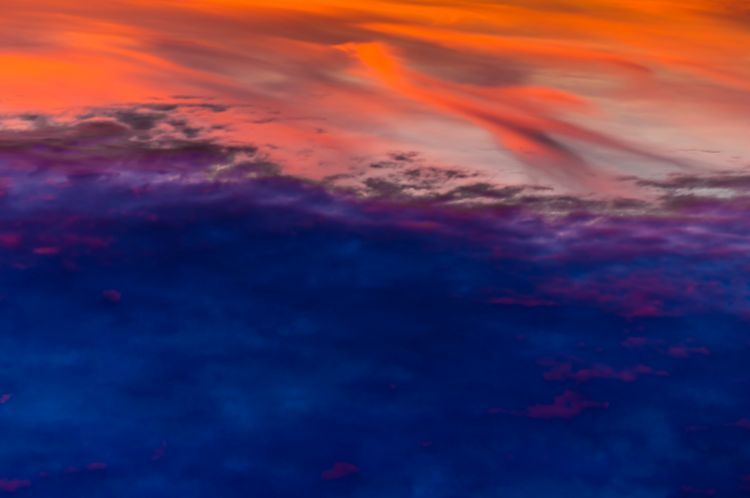 Wallpapers Nature Skies - Clouds Nuages de feu