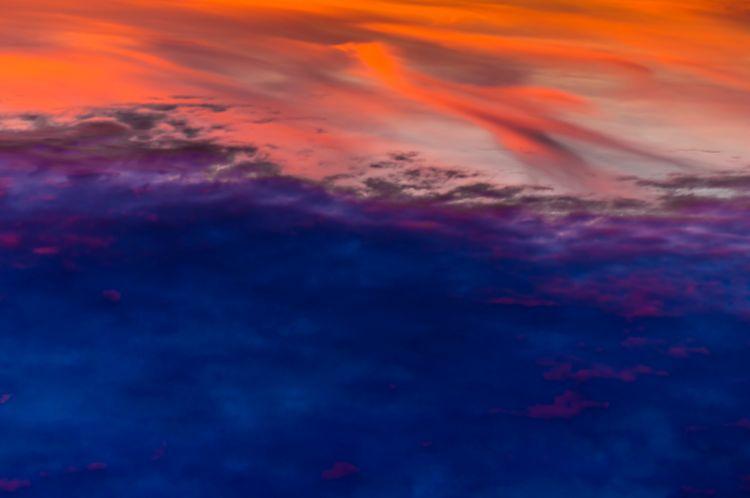 Wallpapers Nature Skies - Clouds Nuages de feu
