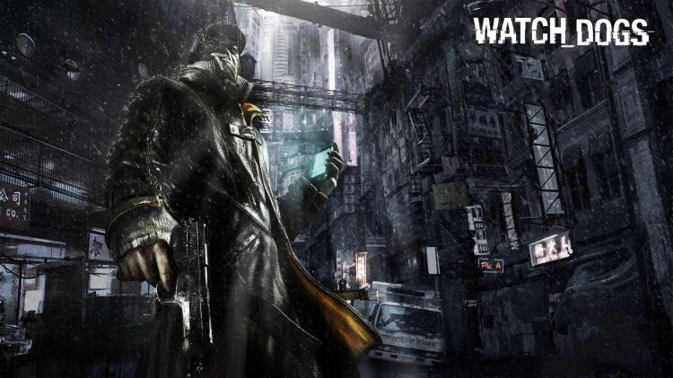 Wallpapers Video Games Watch Dogs Wallpaper N°344419