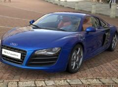 Jeux Vidéo Audi R8 5.2 Quattro