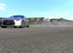Jeux Vidéo Nissan Skyline GT-R R35