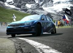 Jeux Vidéo Subaru WRC 08'