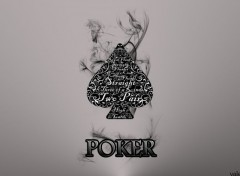 Sports - Leisures Black poker