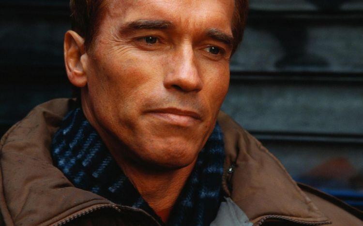 Fonds d'écran Célébrités Homme Arnold Schwarzenegger Wallpaper N°345372