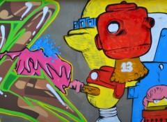 Art - Peinture graffiti