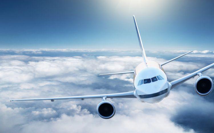 Fonds d'écran Avions Avions de ligne Wallpaper N°346542