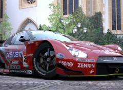 Video Games Nissan XANAVI NISMO GT-R '08