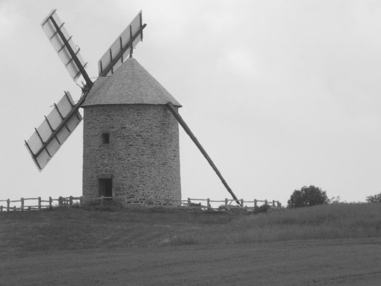 Wallpapers Constructions and architecture Windmills Wallpaper N°347472