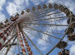 Constructions et architecture Grande roue