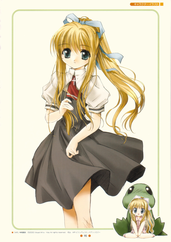 Wallpapers Manga Air