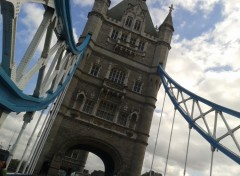 Voyages : Europe Londres - Tower Bridge