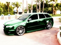 Cars audi rs4 modif tuning perso
