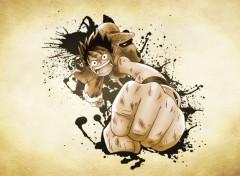 Manga Mugiwara No Luffy