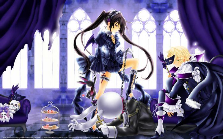 Fonds d'écran Manga Pandora Hearts Pandora Hearts