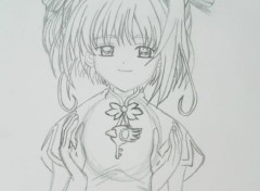 Art - Pencil Sakura