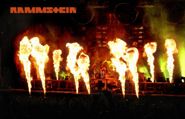 Wallpapers Music Wallpapers Rammstein Rammstein Live At