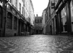 Constructions and architecture Une rue du vieux Lille