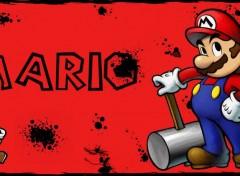 Video Games Mario creation