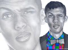 Art - Crayon Stromae