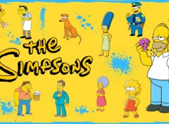 Dessins Animés The simpsons