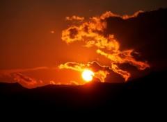 Nature Lever de soleil en Corse
