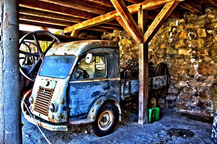 Fonds d'écran Transports divers Camions Wallpaper N°352724