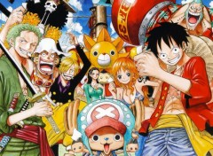 Manga One Piece Team