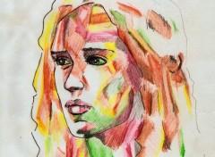 Art - Crayon Image sans titre N°354051