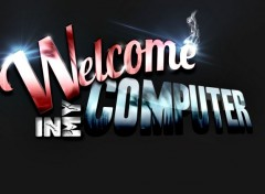 Computers Welcome in my computer