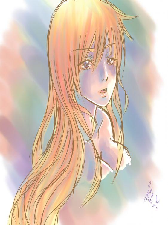 Fonds d'écran Art - Numérique Manga color