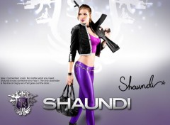 Jeux Vidéo saint row the third : shaundi