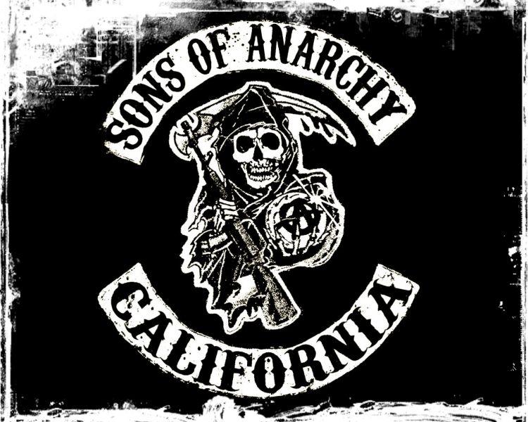 Fonds d'écran Séries TV Sons Of Anarchy Sons of Anarchy logo