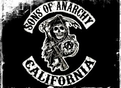 TV Soaps Sons of Anarchy logo