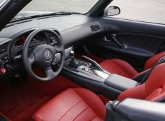 Voitures Honda S2000 interieur